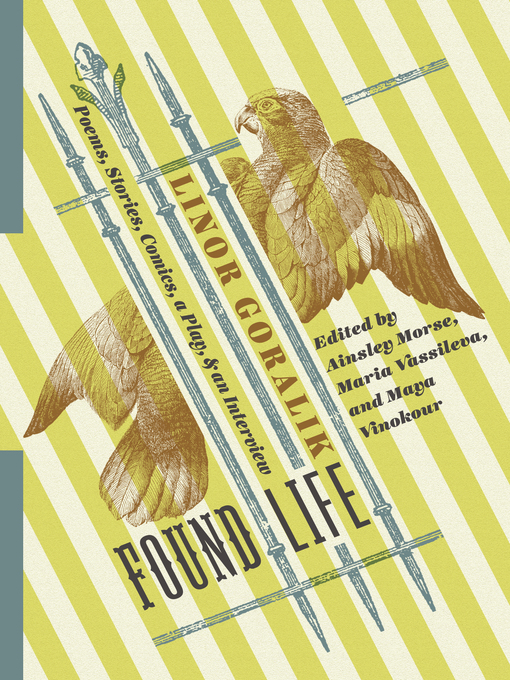 Title details for Found Life by Linor Goralik - Wait list