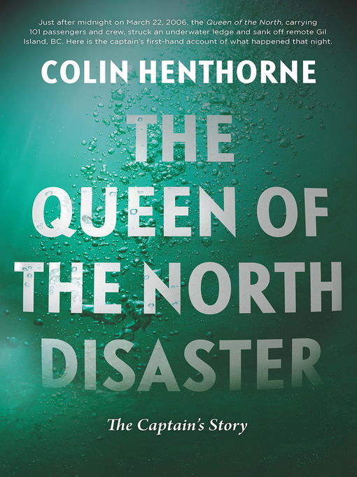 Title details for The Queen of the North Disaster by Colin Henthorne - Available