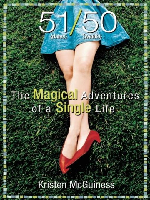 Title details for 51/50 by Kristen McGuiness - Available