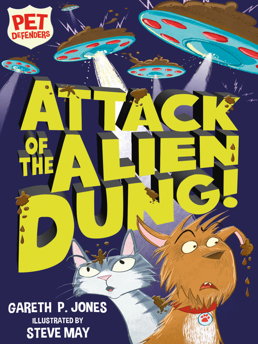 Title details for Attack of the Alien Dung! by Gareth P. Jones - Wait list