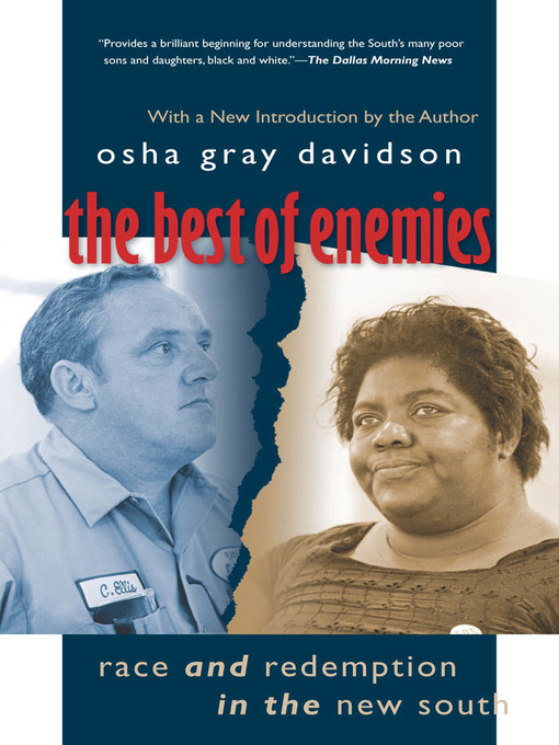 Title details for The Best of Enemies by Osha Gray Davidson - Wait list
