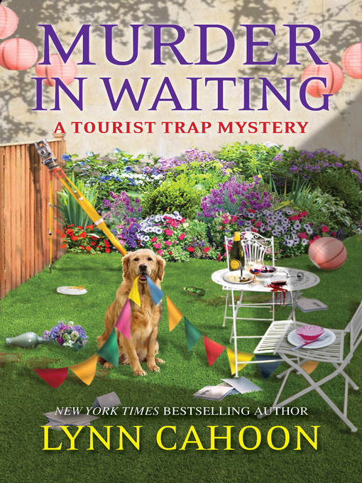 Title details for Murder in Waiting by Lynn Cahoon - Wait list