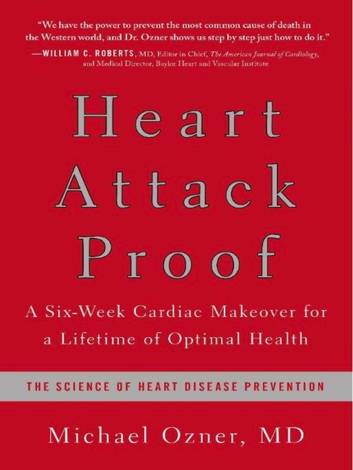 Title details for Heart Attack Proof by Michael  Ozner - Available