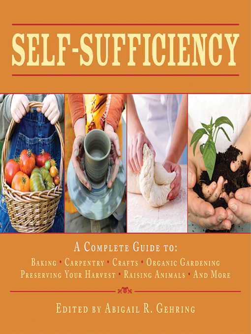 Title details for Self-Sufficiency by Abigail R. Gehring - Available