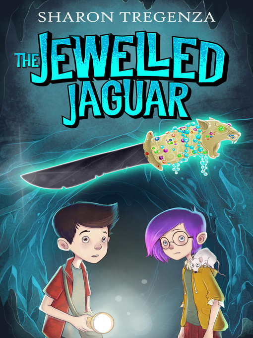 Title details for The Jewelled Jaguar by Sharon Tregenza - Available