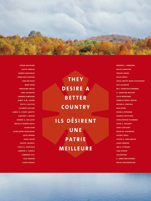 Title details for They Desire a Better Country/Ils désirent une patrie meilleure by Lawrence Scanlan - Available
