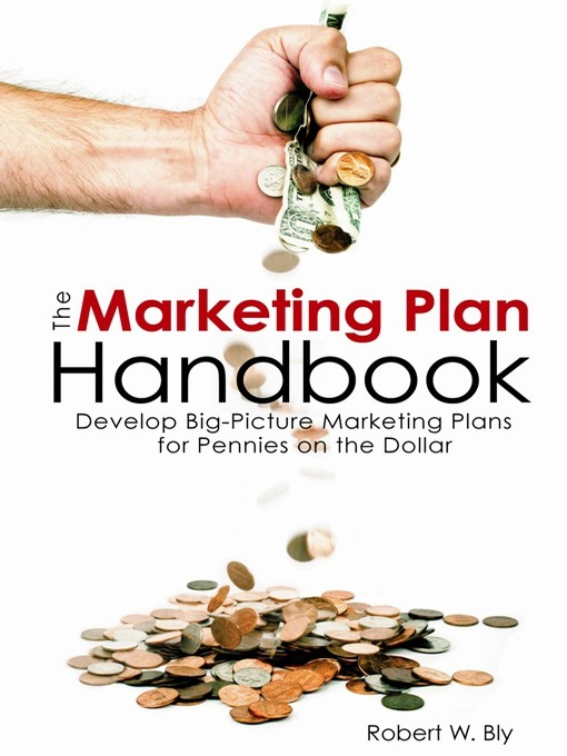 Cover of The Marketing Plan Handbook