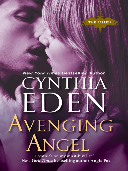 Title details for Avenging Angel by Cynthia Eden - Available