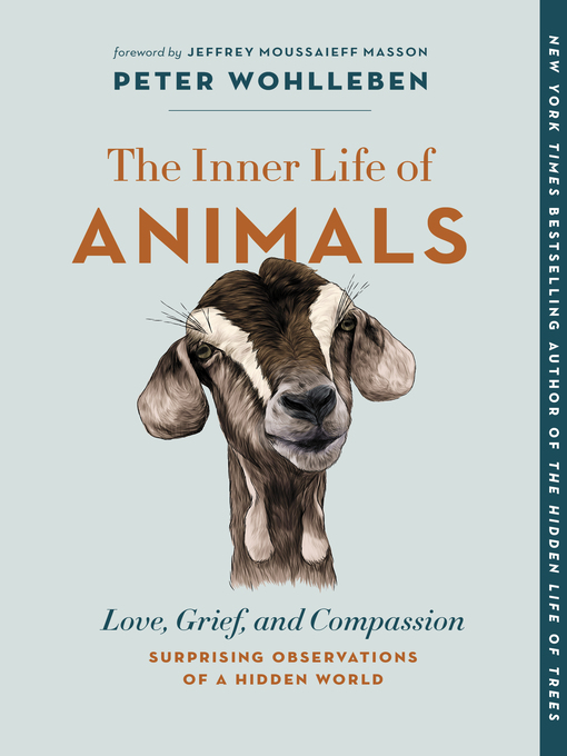 Title details for The Inner Life of Animals by Peter Wohlleben - Available