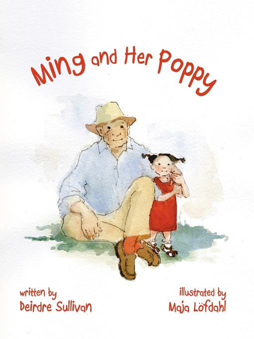 Title details for Ming and Her Poppy by Deirdre Sullivan - Wait list