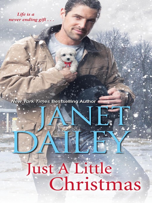 Title details for Just a Little Christmas by Janet Dailey - Available