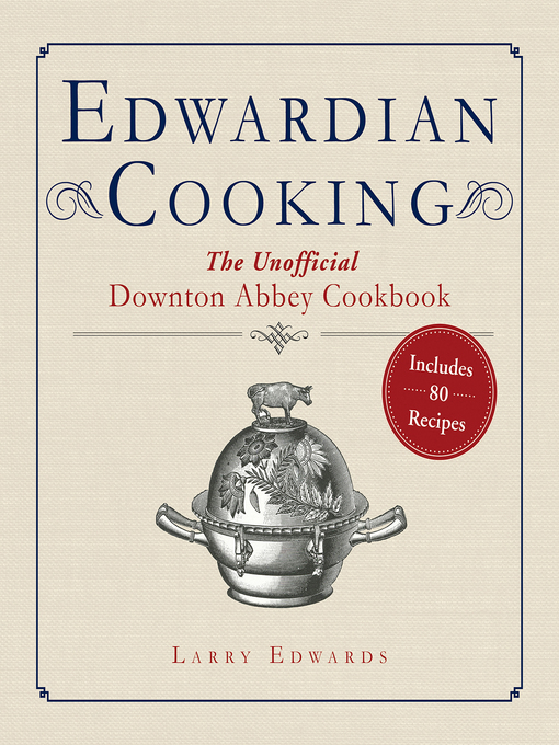 Title details for Edwardian Cooking by Larry Edwards - Available