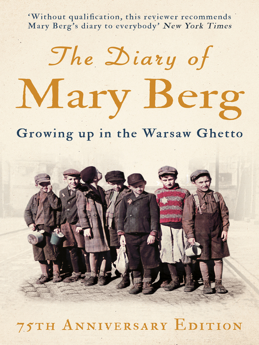 Title details for The Diary of Mary Berg by SL Schneiderman - Available