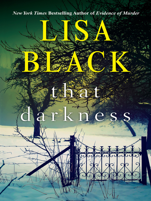 Title details for That Darkness by Lisa Black - Available
