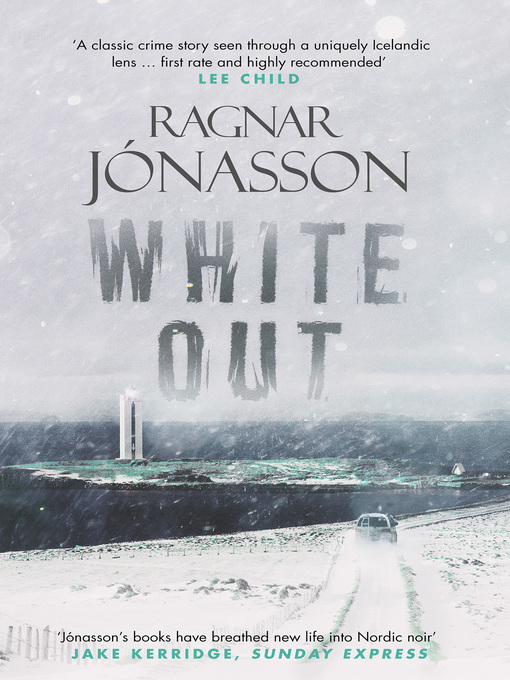 Title details for Whiteout by Ragnar Jónasson - Available