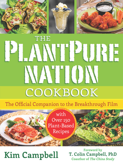 Title details for The PlantPure Nation Cookbook by Kim Campbell - Available