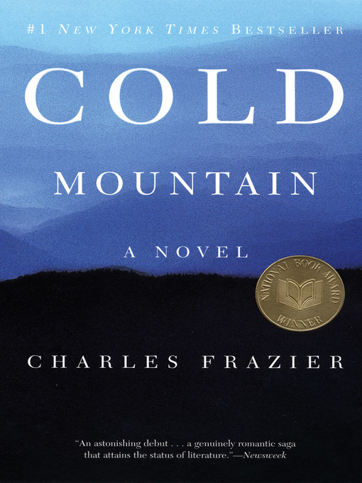 Cover of Cold Mountain