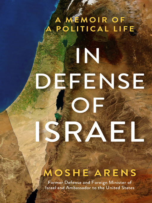 Cover of In Defense of Israel