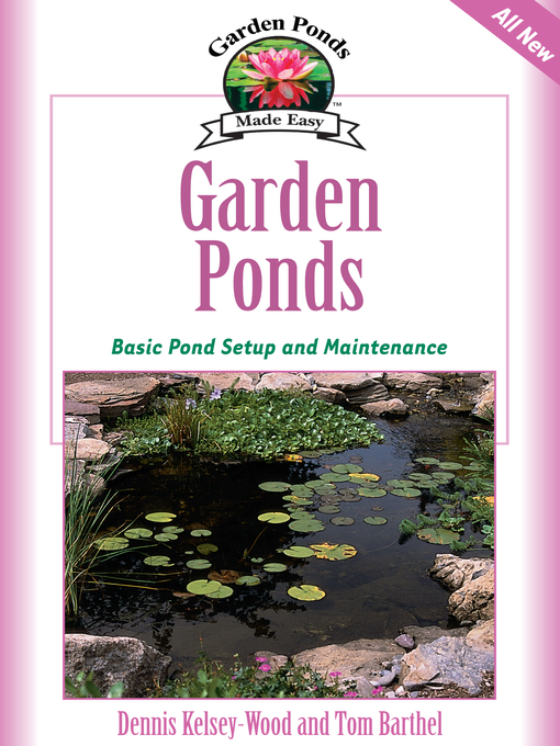 Title details for Garden Ponds by Dennis Kelsey-Wood - Available