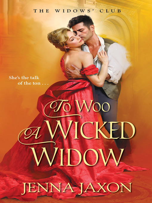 Title details for To Woo a Wicked Widow by Jenna Jaxon - Available