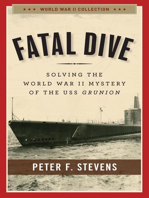 Title details for Fatal Dive by Peter F. Stevens - Wait list