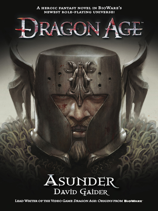 Title details for Asunder by David Gaider - Available