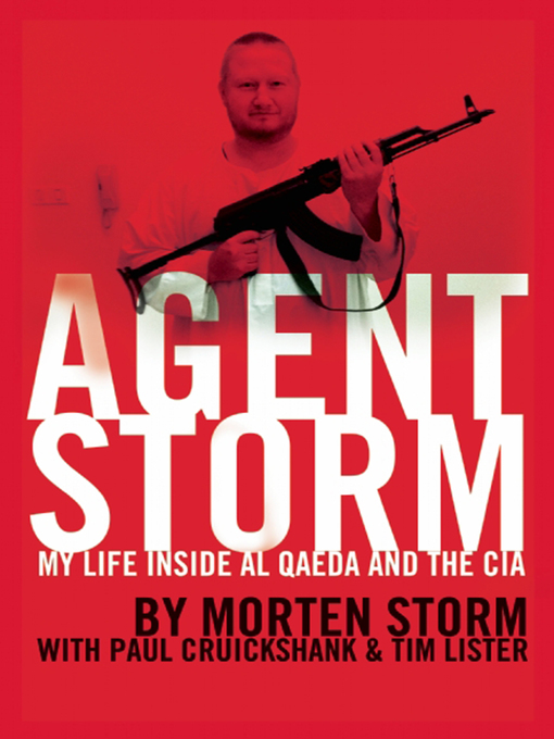 Title details for Agent Storm by Morten Storm - Wait list