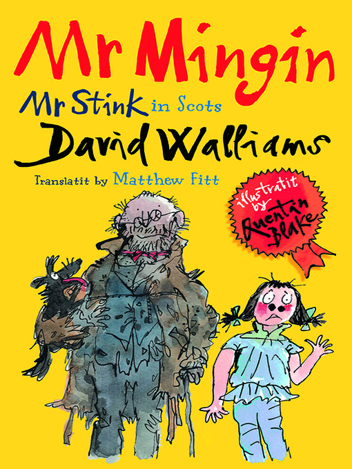 Title details for Mr Mingin by David Walliams - Available