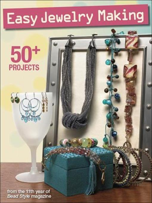 Cover of Easy Jewelry Making