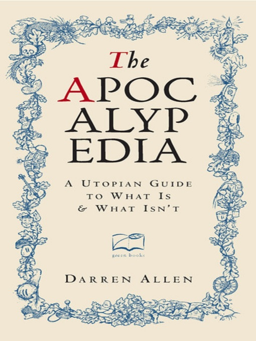 Title details for The Apocalypedia by Darren Allen - Available