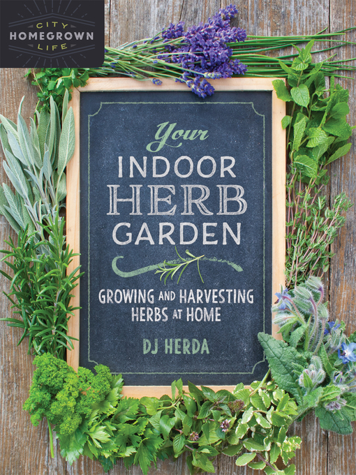 Image: Your Indoor Herb Garden