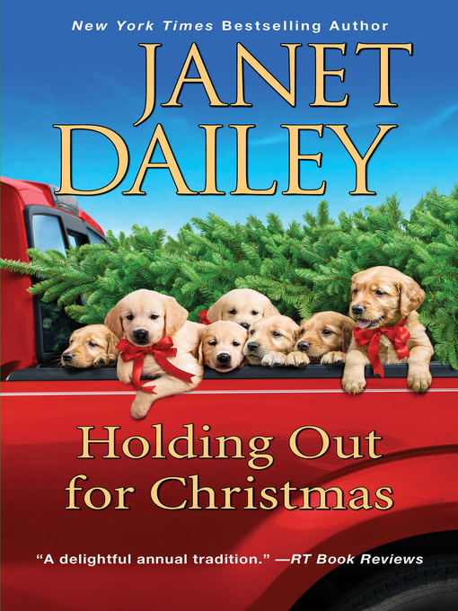 Title details for Holding Out for Christmas by Janet Dailey - Available