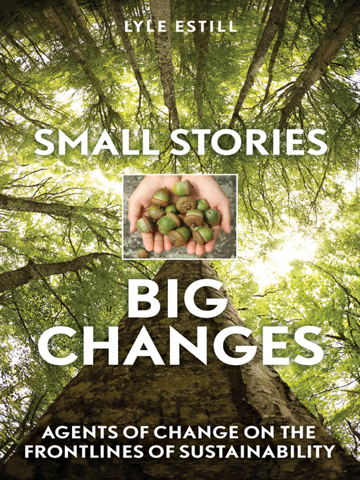 Title details for Small Stories, Big Changes by Lyle Estill - Available