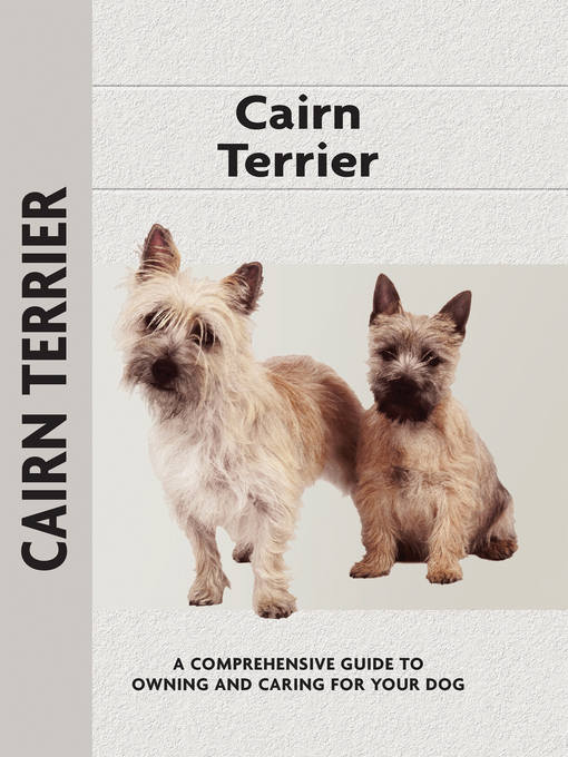 Title details for Cairn Terrier by Robert Jamieson - Available