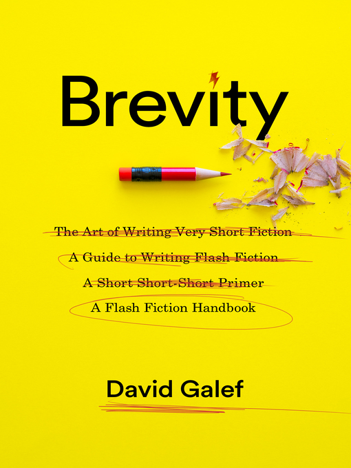Title details for Brevity by David Galef - Wait list