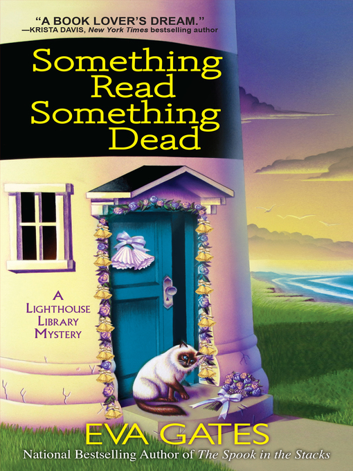 Title details for Something Read Something Dead by Eva Gates - Wait list