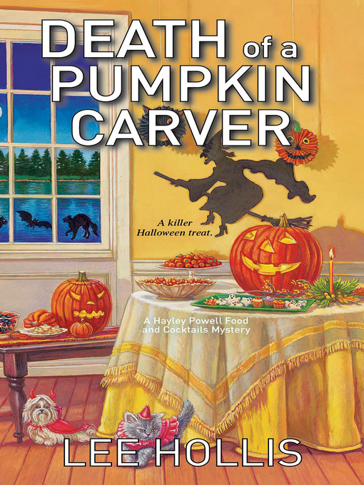 Title details for Death of a Pumpkin Carver by Lee Hollis - Available