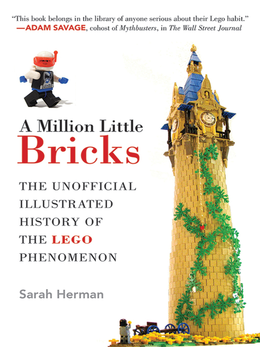 Cover of A Million Little Bricks