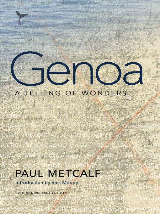 Genoa a telling of wonders