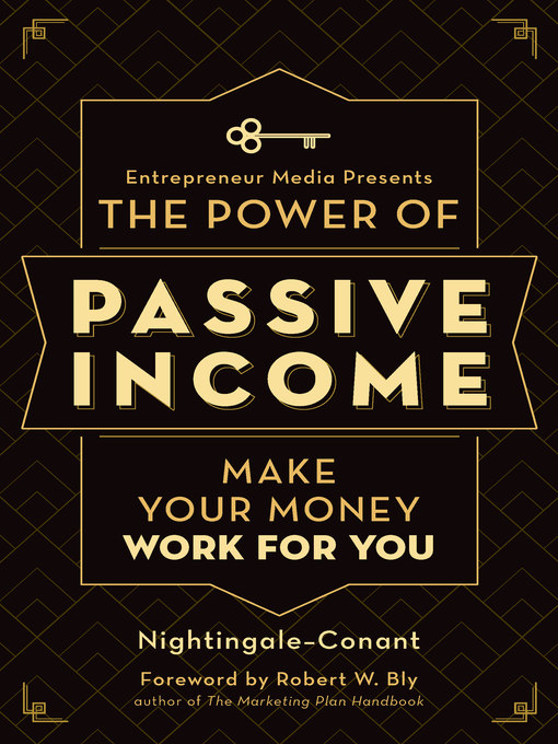 Title details for The Power of Passive Income by Nightingale-Conant - Available