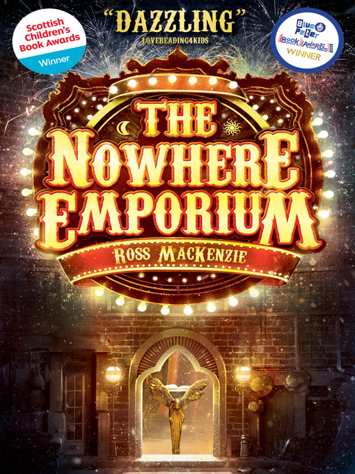 Title details for The Nowhere Emporium by Ross Mackenzie - Available