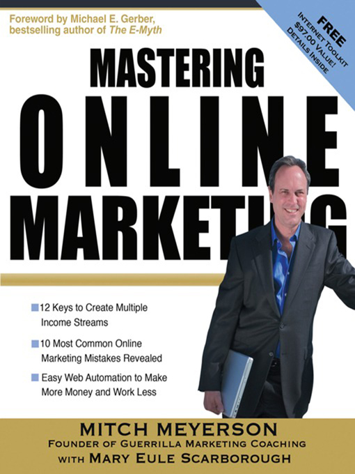 Cover of Mastering Online Marketing