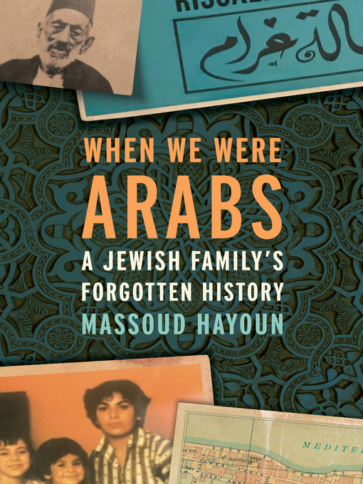 Cover of When We Were Arabs