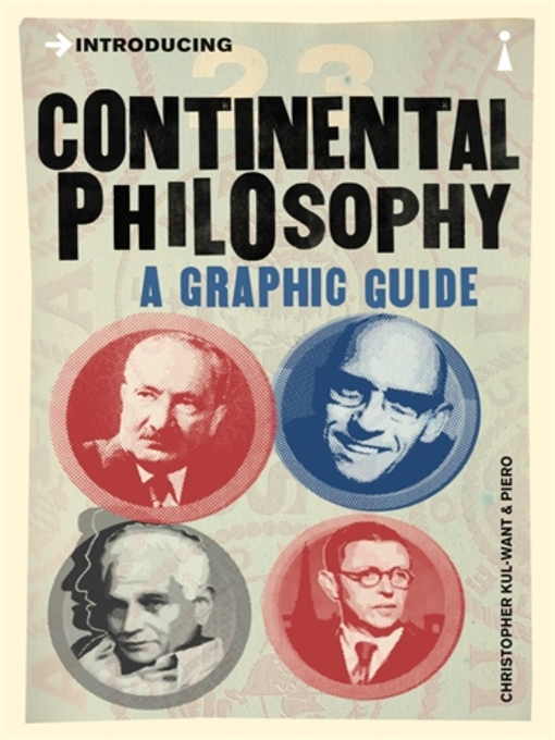 Cover of Introducing Continental Philosophy