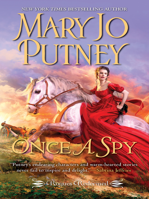 Title details for Once a Spy by Mary Jo Putney - Available