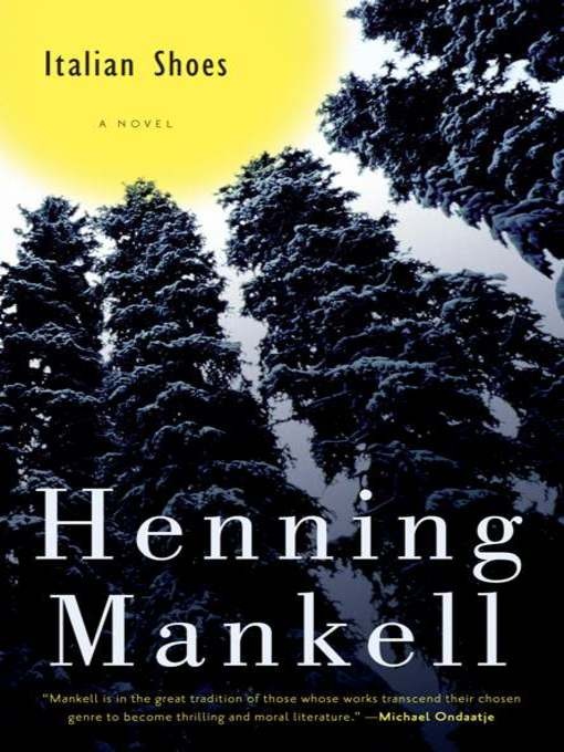 Title details for Italian Shoes by Henning Mankell - Available