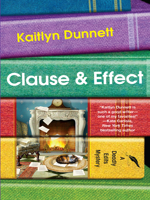 Title details for Clause & Effect by Kaitlyn Dunnett - Available