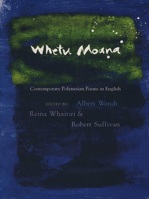 Title details for Whetu Moana by Robert Sullivan - Available