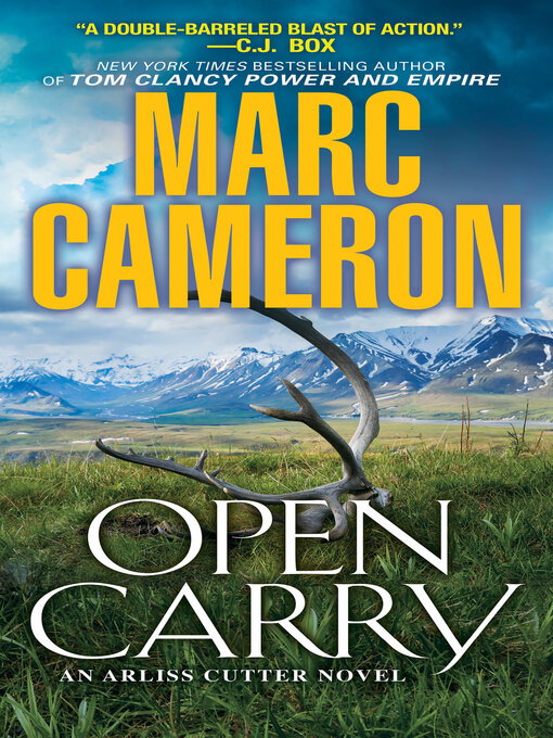 Title details for Open Carry by Marc Cameron - Wait list