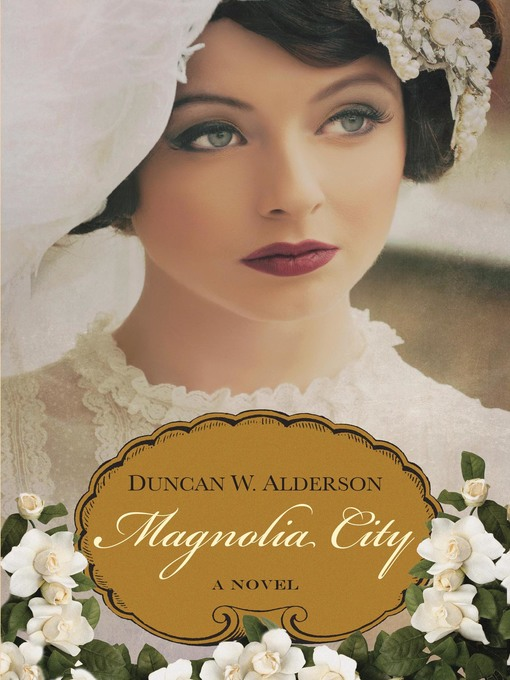 Cover image for Magnolia City